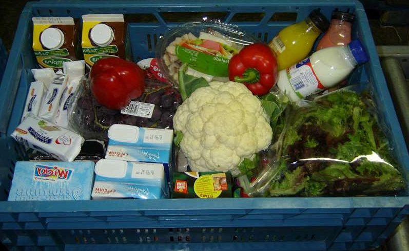 Voedselbank Gouda e.o. voorziet grote toename voedselvraag
