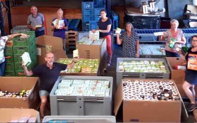 Inzamelingsactie AH-Voedselbankactie groot succes